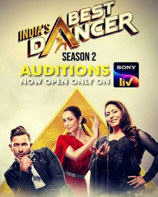India's Best Dancer Season 02 Hindi 720p   480p WEBRip x264 [E02, 17 October 2021]