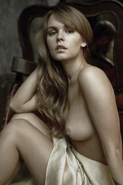 Anastasiya nude art shot-sideboob