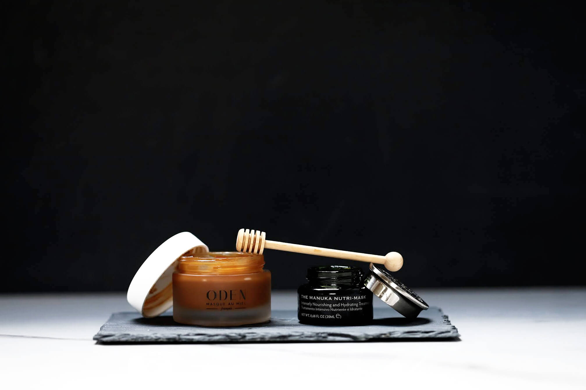 Seed To Skin Manuka Oden Masque Miel