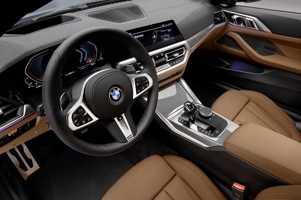 Interior BMW Serie 4 2021