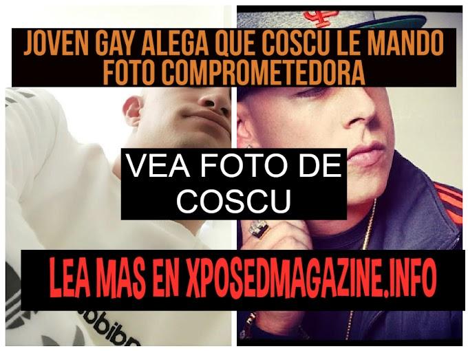 JOVEN GAY ALEGA QUE COSCU LE MANDO FOTO COMPROMETEDORA
