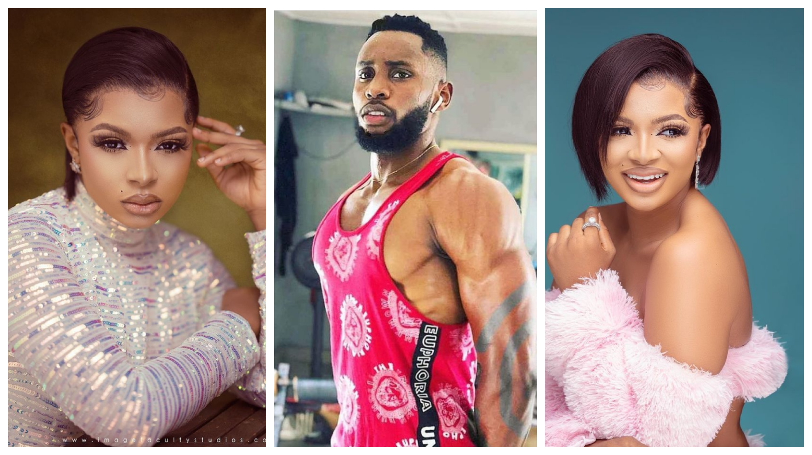 BBNaija: Emmanuel is 24 years and Liquorose is 26 years, do you think their relationship will work outside the house?Read this