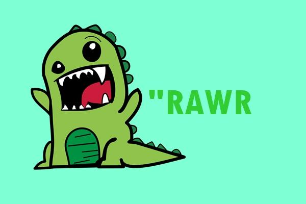 Arti Kata RAWR