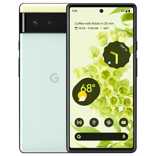 Google Pixel 6-Full Specifications  And Price.
