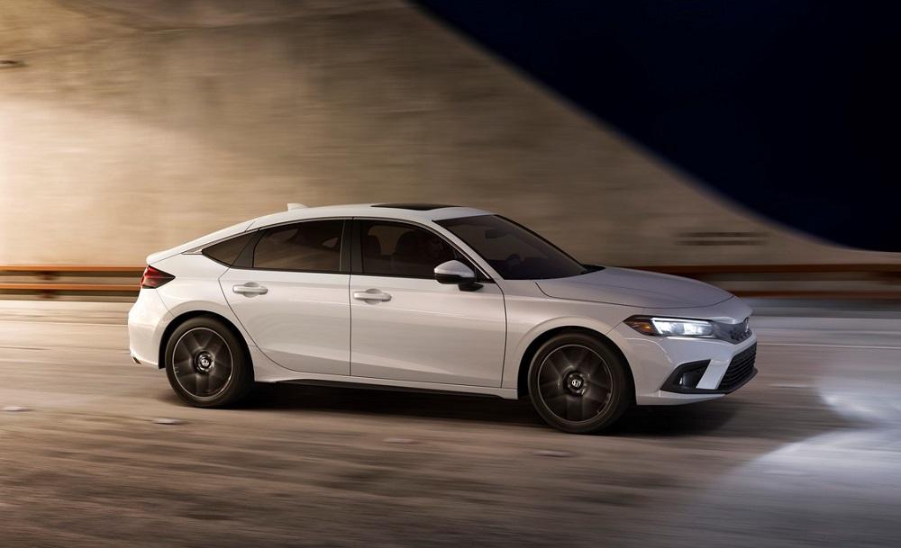 2022 Honda Civic earns IIHS Top Safety Pick+ rating