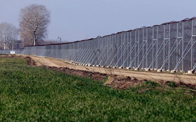 Μηταράκης: Πρόσληψη συνοριοφυλάκων - Επέκταση του φράχτη του Έβρου