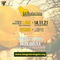 Longrunrangers Half Marathon Series #1 Borobudur • 2021