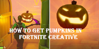 How to get pumpkin coins  Fortnite  quickly and easily