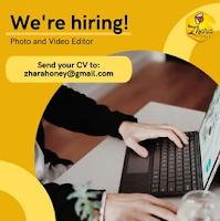 Info Loker Surabaya di Zhara Honey Oktober 2021