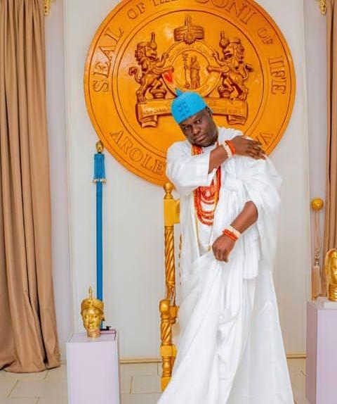 Lateef Adedimeji :Happy Birthday To You His Royal Majesty Oba Ogunwusi Adeyeye, Oni Of Ife.