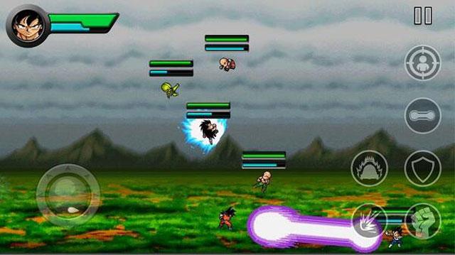 تحميل لعبة Power Warriors 13.7 اخر إصدار