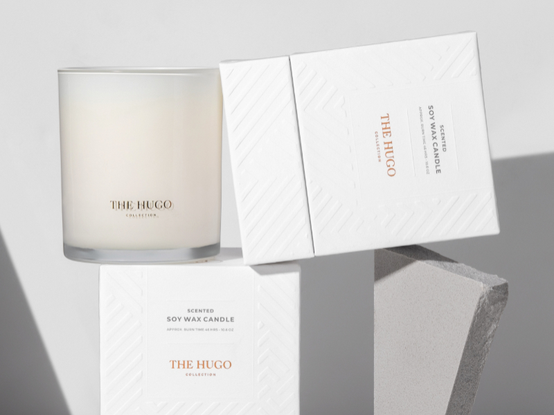 The Hugo Collection Scented Candle