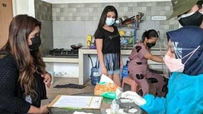 Razia BNN Banyumas, Satu Advokat Terciduk Konsumsi Sabu-sabu