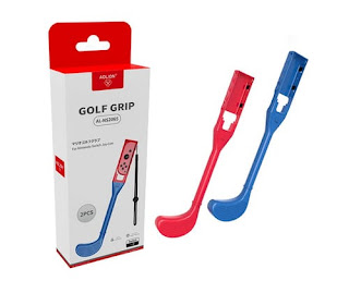 WFGF Golf Club Compatible with Nintendo Switch