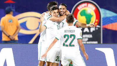 """الجزائر والمغرب يضربان """"بالأربعة"""" بتصفيات المونديال"""