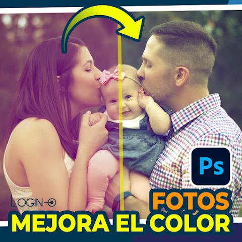 Cómo mejorar color de tus fotos o imágenes - Photoshop 2021