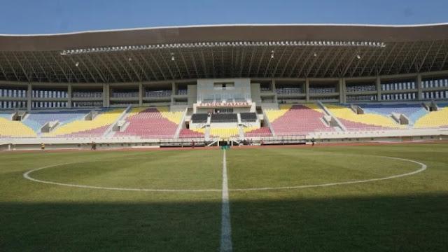 Viral Kerusakan Ruang Ganti Stadion Manahan, Ini Kata Gibran