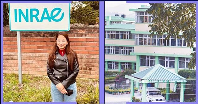 हिमाचल की बेटी को मिली 70 लाख की छात्रवृत्ति, फ्रांस के राष्ट्रीय संस्थान से करेगी PHD