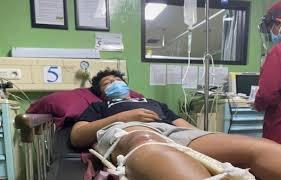 Bocah SMP Diduga Dianiaya Oknum Polisi di Denpasar, Disetrum dan Kaki Diinjak Hingga Patah