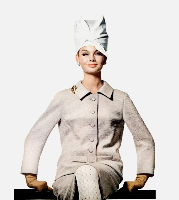 1964. Jean Shrimpton by David Bailey