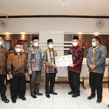 Arinal Apresiasi Kafilah Lampung, Raih Juara Seleksi Tilawah Qur'an dan Hadis Nasional ke-26 di Maluku Utara