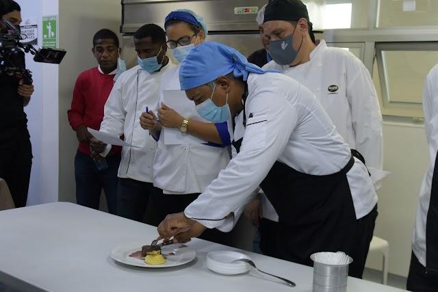 """Escuela Hotelera del INFOTEP selecciona candidatos para el diplomado """"Cocina Creativa"""" en la región Este"""