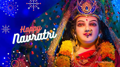 Happy Navratri Wishes Images in Hindi