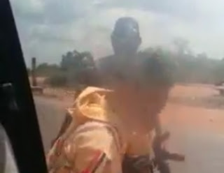IGP Orders Investigation Into Policemen Captured On Video Extorting And Beating Passengers In Kogi