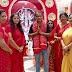लायंस क्लब ने कलाकार पुटरु दा को बिग बाजार में किया सम्मानित