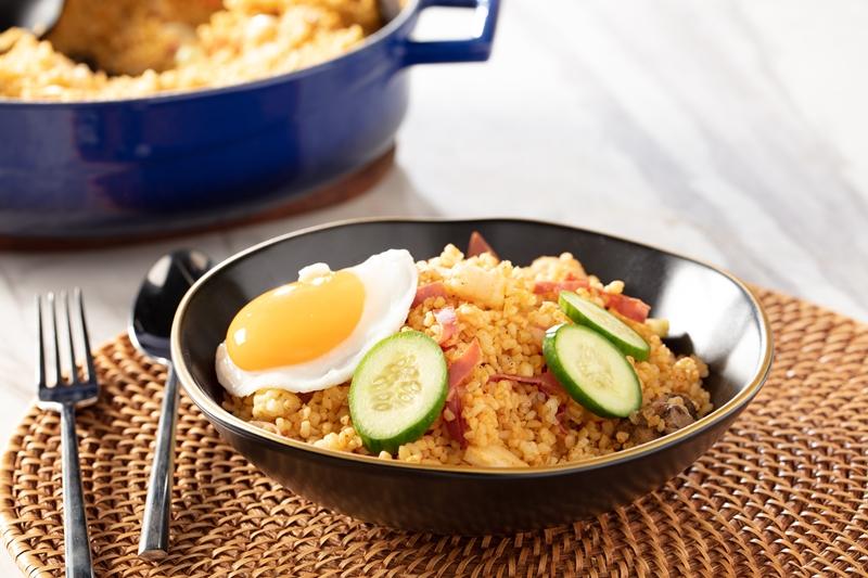 Surinam mutfağından 'Nasi Goreng'