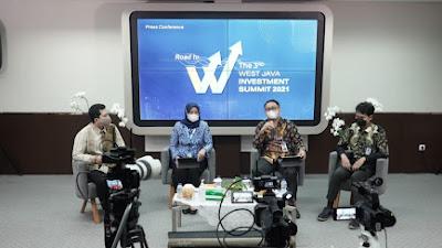 Road To 3rd West Java Investment Summit 2021, Titik Awal Keselarasan Jabar Bagian Utara dan Selatan