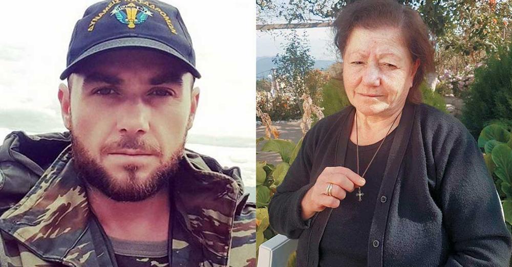 ΞΕΣΠΑ η μάνα του Κατσίφα! «Αυτοκτόνησαν το παιδί μου γιατί δεν μπορούν να απαντήσουν γιατί τον σκότωσαν...»