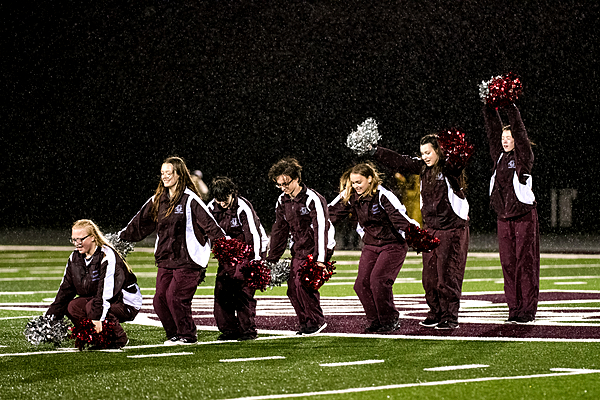 the Unity Dance team performs their routine