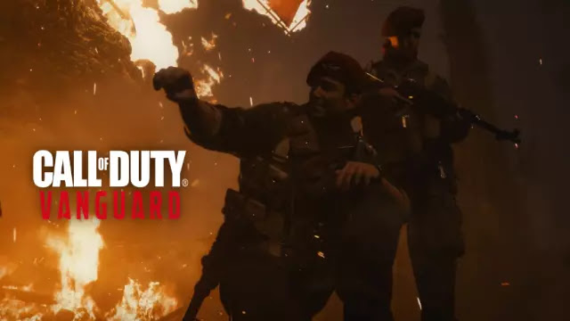 Call of Duty Vanguard campaign and multiplayer achievements