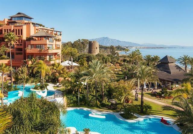 Kempinski Hotel Bahia, Estepona, Spanyol