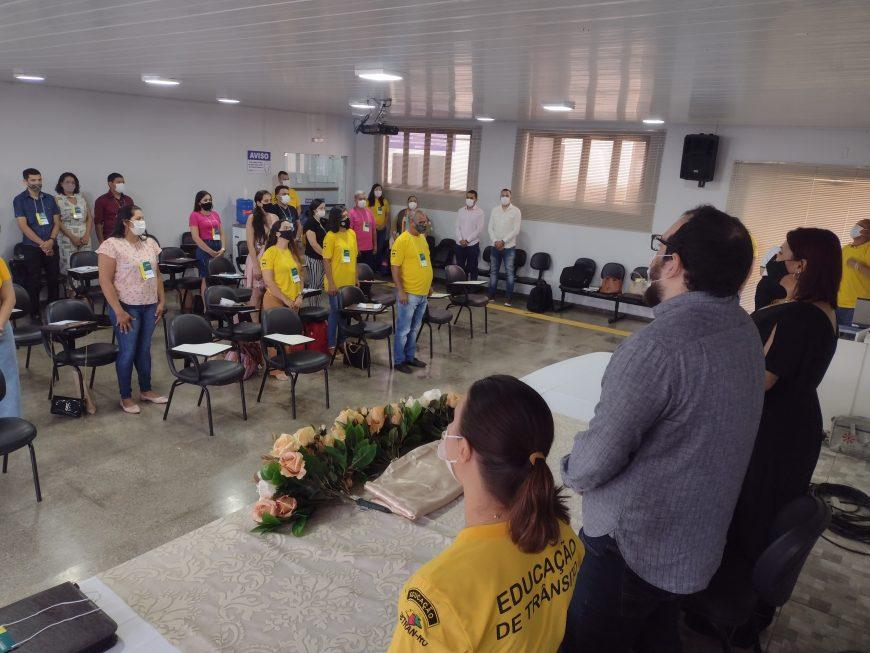 Detran Rondônia promove Encontro Pedagógico para servidores do polo de Cacoal