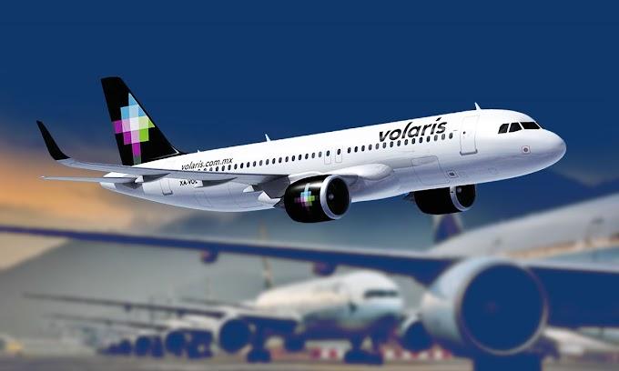 VOLARIS anuncia vuelos al aeropuerto Felipe Ángeles desde Tijuana y Cancún