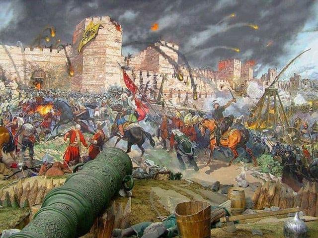 The Fall of Constantinople 1453 byzantium.filminspector.com