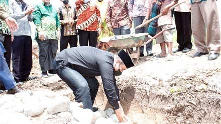 Pembangunan Pondok Pesantren Muhammadiyah Kota Pariaman