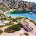 """Ομορφιές της Ελλάδας:Η μοναχική νησίδα Κυρά του Σαρωνικού που βρίσκεται στη """"σκιά"""" του Αγκιστρίου[βίντεο]"""