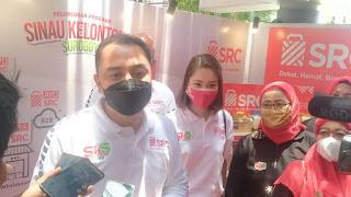Hadiri Sinau Kelontong Surabaya, Ini Harapan Wali Kota Eri Cahyadi