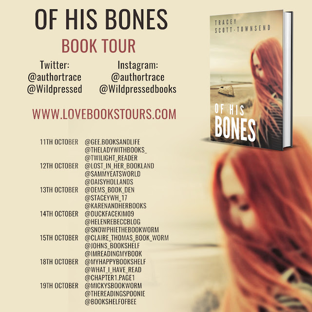 Of His Bones by Tracey Scott-Townsend book review
