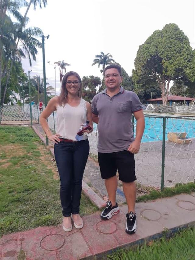 Karol Barbosa é eleita presidente do Clube Grangeiro em Crato