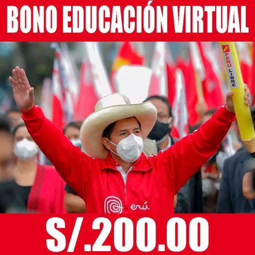 Bono Educación Virtual De S/200: ¿Quiénes Accederían?