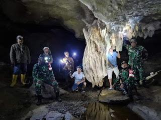 Wakil Bupati Humbahas bersama BPODT Bahas Pengembangan Destinasi Seribu Gua Desa Banuarea, Pakkat