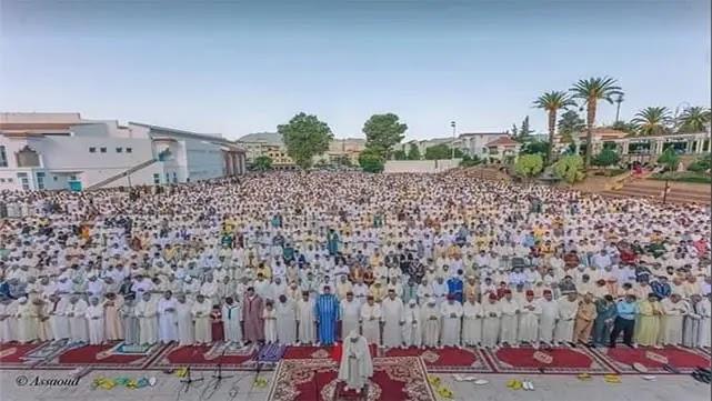 صلاة عيد الاضحى