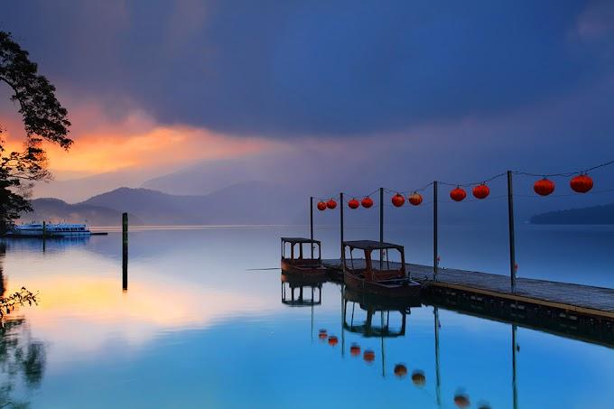 Sun Moon Lake, Yuchi, Taiwan (with Map & Photos)
