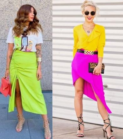 Combinações de cores para looks estilosos, Reprodução pinterest, Vandi Fair