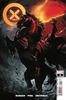 Marvel Comics: Previews segunda semana de Octubre 2021