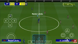 Download eFootball PES 2022 PPSSPP New Update Transfer & English Commentary Camera PS5